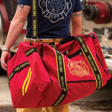 Fire Fighter Gifts for Christmas - Duffel Bag