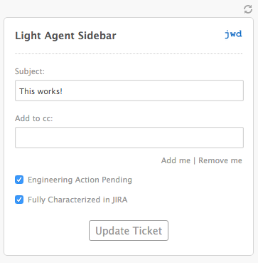 Awesome Hacking SaaS Tools For Better Support U2014 Episode 1: Zendesk Light Agent  Sidebar App Good Looking