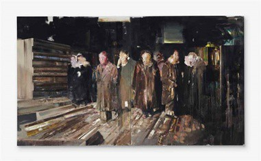 0*JdPoVMUJndgEOrv0 How an artist moves from primary to secondary marketplace—The case of Adrien Ghenie Art