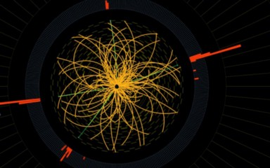 particle decay at the lhc