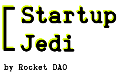 Startup Jedi is supported by Rocket DAO—a platform uniting startups, investors and experts.