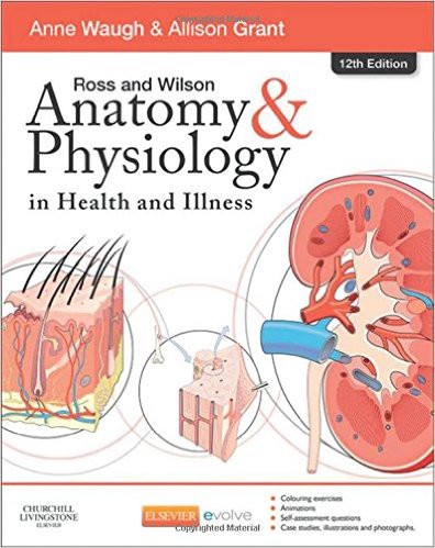 Ross and Wilson Anatomy & Physiology 12th Edition Pdf Download