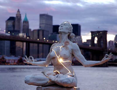 Image result for hair flowing statue pic