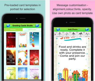 Surprise Your Loved Ones With Best Greeting Cards App