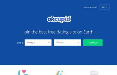 Online dating free food