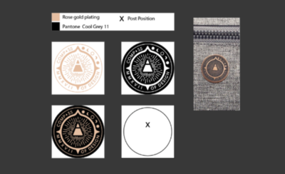 The compass guide to designing your own custom lapel pins