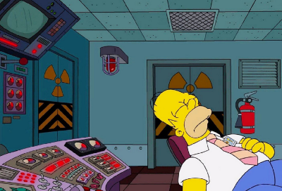 What Silicon Valley Did to Homer Simpson