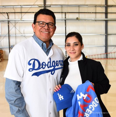 1/26/17-Something Current-Lod Angeles Dodgers Community Tour- Photography by Jon SooHoo and Juan…