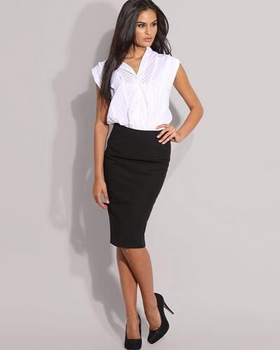 How To Style Your Party Wear Plus Size Sequence Pencil Skirts