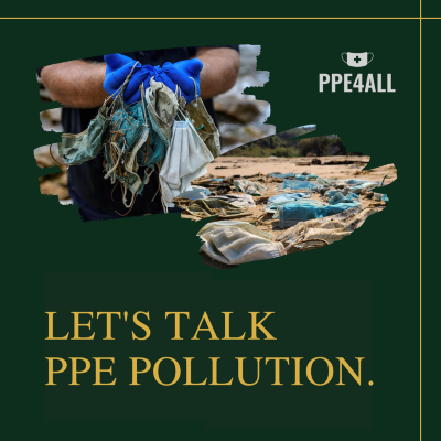 Unmasking Pandemic Pollution: The Environmental Toll of PPE