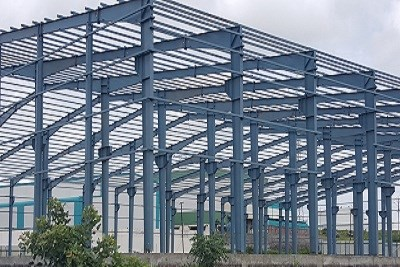 Prominent Manufacturer And Supplier Of Industrial Shed Fabrications