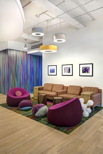 A Look At Offices That Strive To Take Employees The Next Level