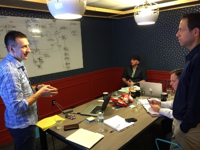 After v1 failed, this startup used a design sprint to get back on track