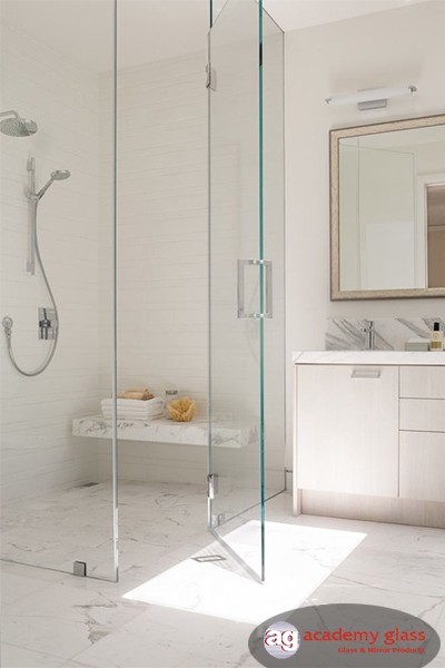 Advantages Of Frameless Glass Shower Doors Academy Glass Medium