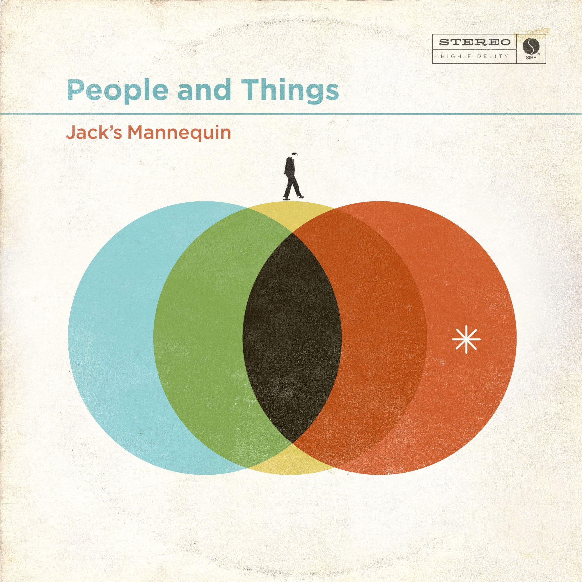 Jack's Mannequin — People And Things(Album)