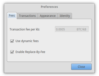 Electrum Dynamic Fees How To Find Bitcoin Public Key On