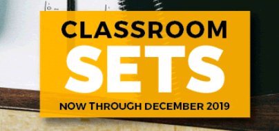 Classroom Sets Are Here!!! Click for Special Offers!!!