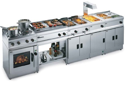 Industrial Kitchen Equipment — Types Of Kitchen Equipment You Need ...