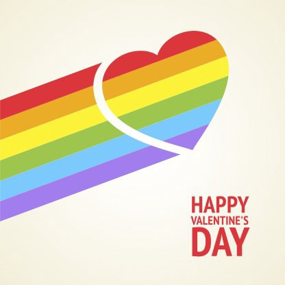 it's not hard being gay on valentine's day – nyu local, Ideas