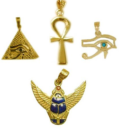 category egyptian pendant artifacts necklace gold ancient earrings earring pin and