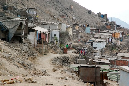 Life in a Shanty Town