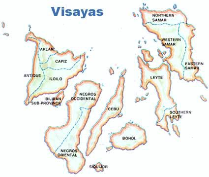 visayas and other parts of luzon and mindanao are joining the 2015