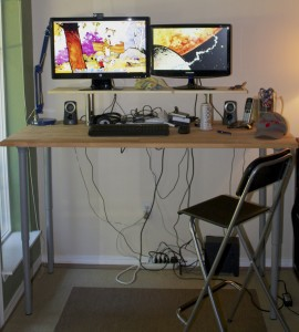 So You Want To Get A Standing Desk Here S How I Did It