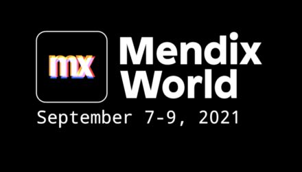 It's almost time to assemble at Mendix World 2021, register now to avoid missing out!