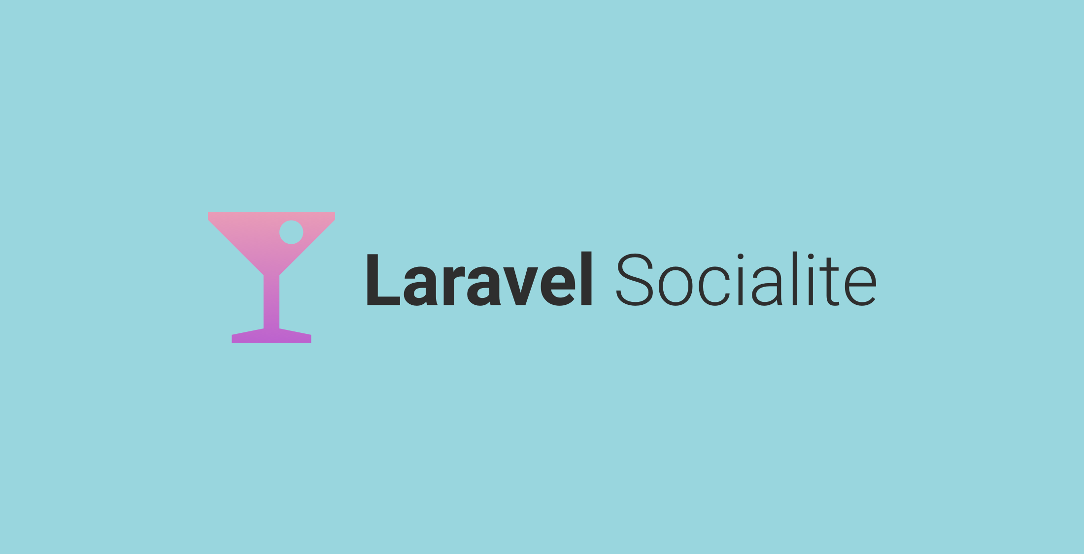 Laravel Socialite handles login with OAuth and is officially maintained by the Laravel team.