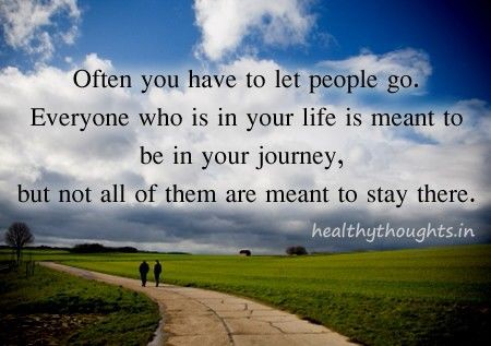 Sometimes People Come Into Your Life Wisdomwednesday