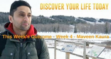 This Week's outcome - Week 4 - Maveen Kaura