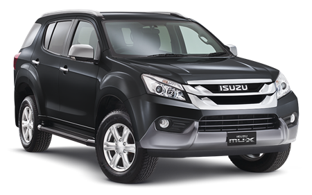 car insurance thailand ISUZU MU-X 3.0cc
