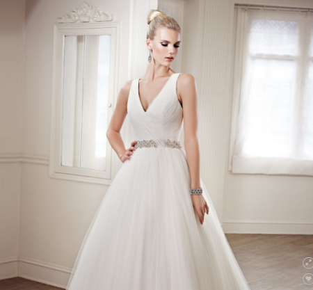 Formal Cocktail Gowns Can Steal The Show The Bridal Company Medium