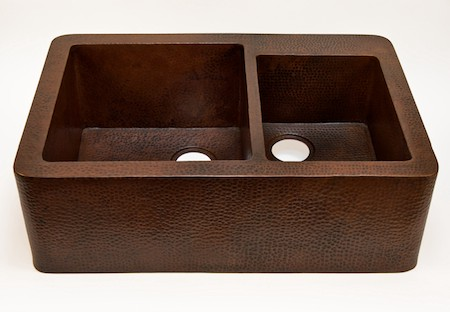 These Durable And Robust Sinks Are Even Easy To Clean And Maintain. So If  You Are Planning To Hammer Copper Sinks And Copper Bathroom Sinks Then Take  At The ...