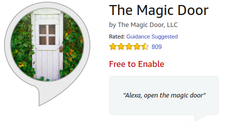 Welcome to the Magic Door! Which path do you want to follow\u2026  sc 1 st  Medium & Review: The Magic Door \u2013 #VoiceFirst Games \u2013 Medium