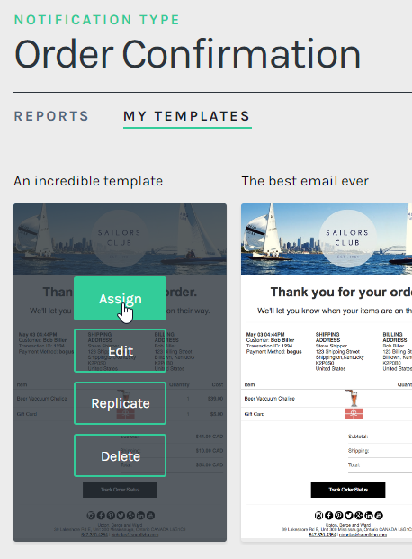 Exporting A Template To Shopify Spently Blog - Shopify page templates
