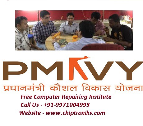 chiptroniks is the leading institute for computer repairing course in delhi candidates from delhi as well as its nearer cities come here for getting