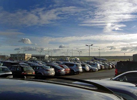 Scared to miss your flight choose off site parking deals stansted meet and greet m4hsunfo