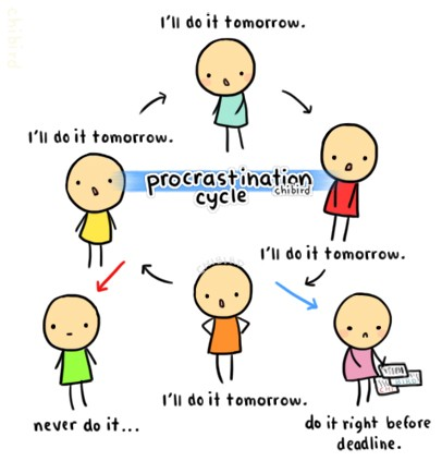 Can Procrastination Be Good For Us