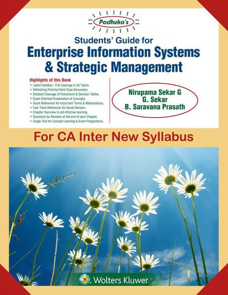 Students Guide for Enterprise Information Systems