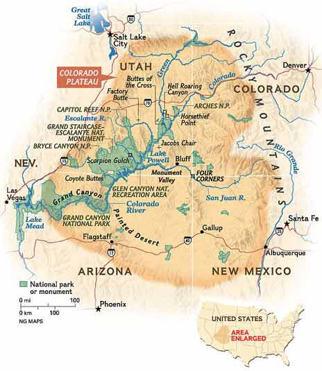 The evolution of the colorado plateau and colorado river the mighty colorado river begins its journey from a trickle of water high in the rocky mountains of colorado before reaching its final destination publicscrutiny Images