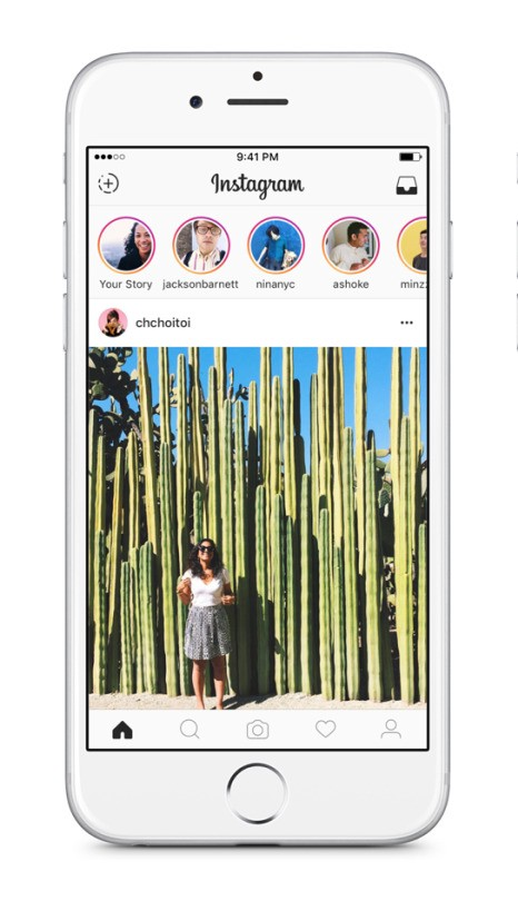 """Why Instagram's """"Stories"""" is actually really cool (and not an attempt to destroy Snapchat)."""