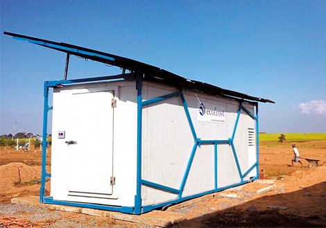 Solar-powered cold rooms for perishable agricultural produce is one leading candidate and Indiau0027s Ecozen is leading the charge to prove its viability. & Is cold storage the next u0027killer appu0027 for green mini-grids?