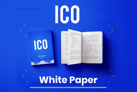 White paper cryptocurrency ico