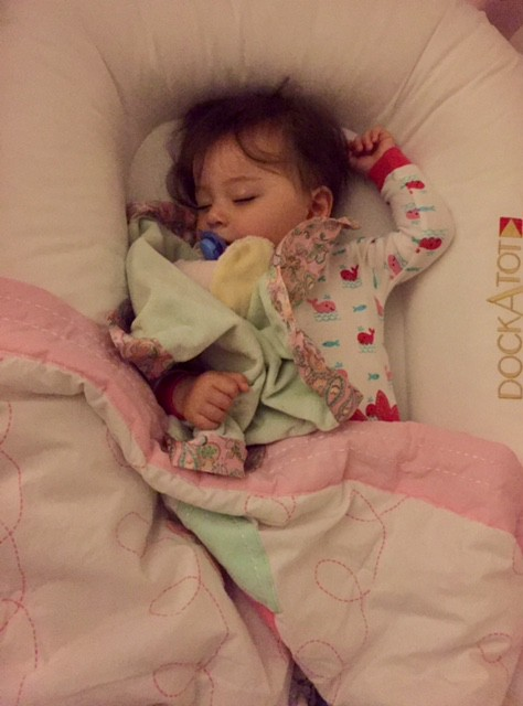 My triumph in solving the 10 month baby sleep regression