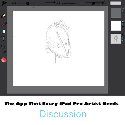 Everybody Knows About Procreate Possibly Because The App Store Has