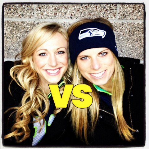 Russell Wilson's Wife and Golden Tate's girlfriend