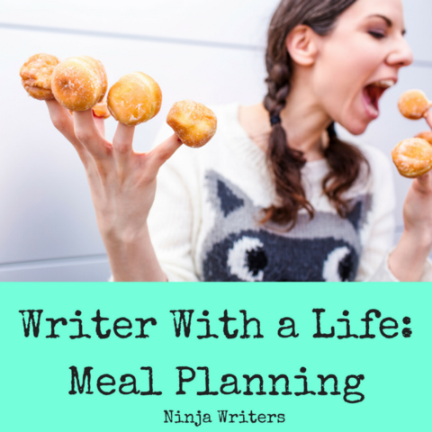 Writer With a Life-Meal Planning