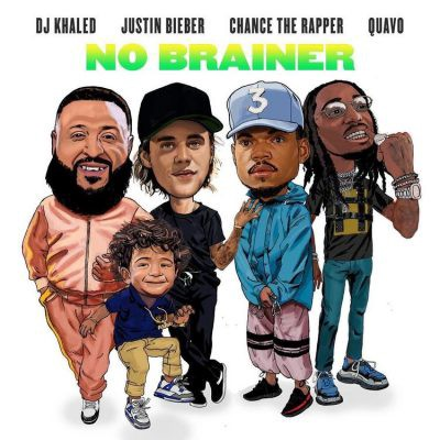 Dj khaled releases star-studded track 'i'm the one' feat. Justin.