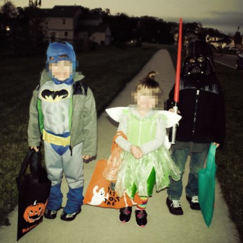 A Brief History of Halloweens